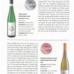 Wijnconcours Duitsland Riesling Fass 25