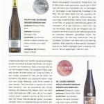 Wijnconcours Duitsland Riesling Saumagen